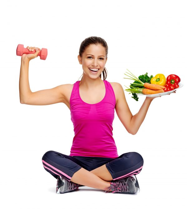 want a healthy body right away
